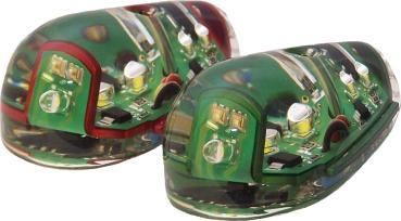 EPTA-NG - Elektronisches Positionslicht, Tail Light und ACL mit FLARM-Interface und intelligenter Synchronisation