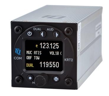 KRT2-S2 von TQ-Avionics (ehem. Dittel Avionik)