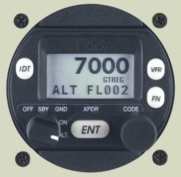 TT21/TN72/TA50 Bundle von Trig Avionics, ADS-B Komplettset