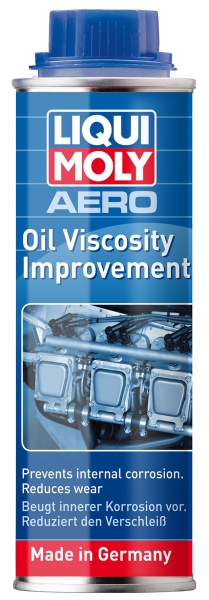 AERO Oil Viscosity Improvement / Viskositätsstabilisator